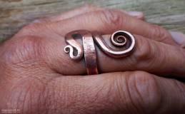 Zsemi ékszer gyűrű