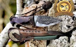 Liszi Imre Farkas túra bushcraft kés