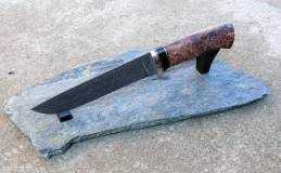 Szántó Szabolcs Török damaszt kés