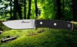 Nagy István Raven bushcraft kés
