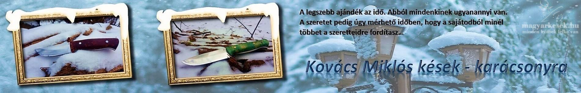 Kovács Miklós kések