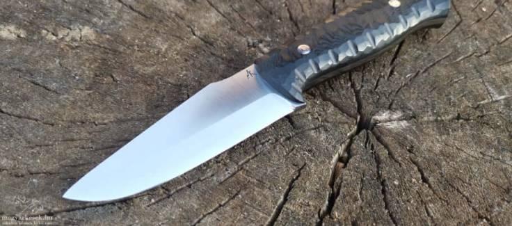 Kovács Miklós Darkside kés